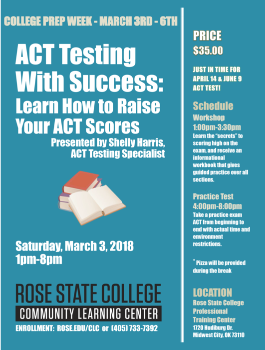 ACT Test With Success